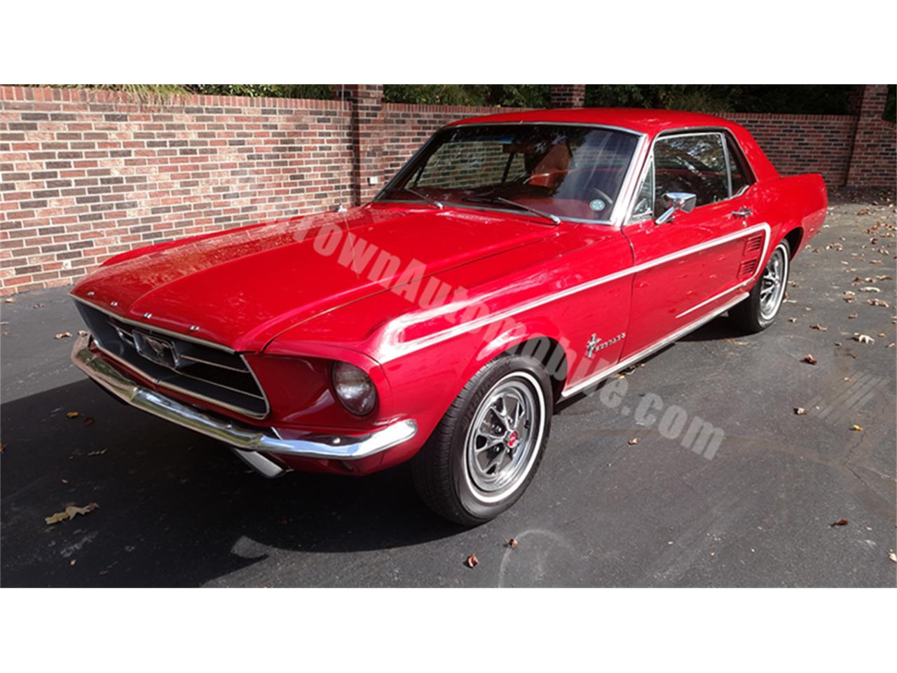 Large Picture of 1967 Mustang located in Huntingtown Maryland - $15,900.00 - M763