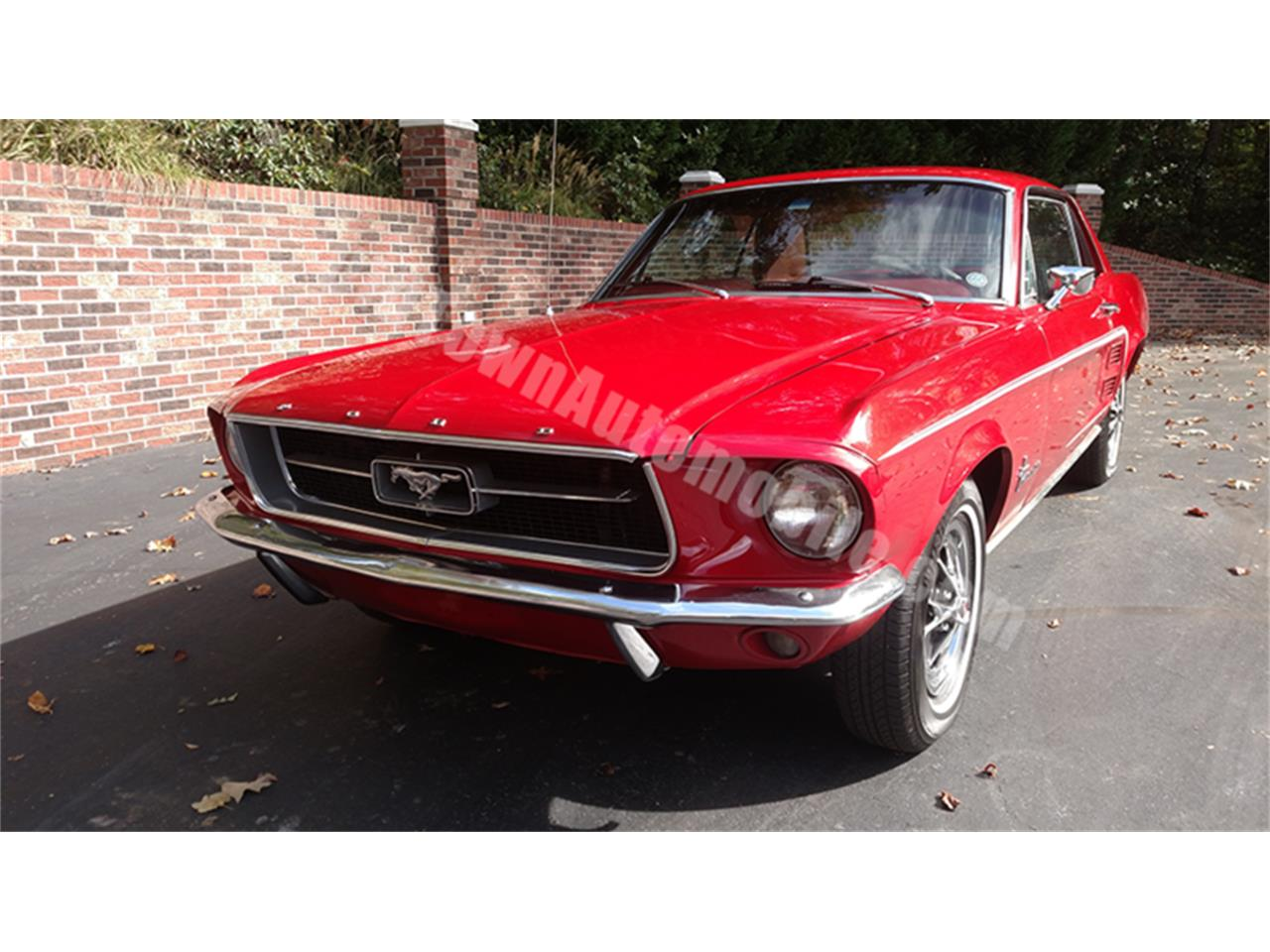 Large Picture of Classic '67 Mustang - $15,900.00 - M763