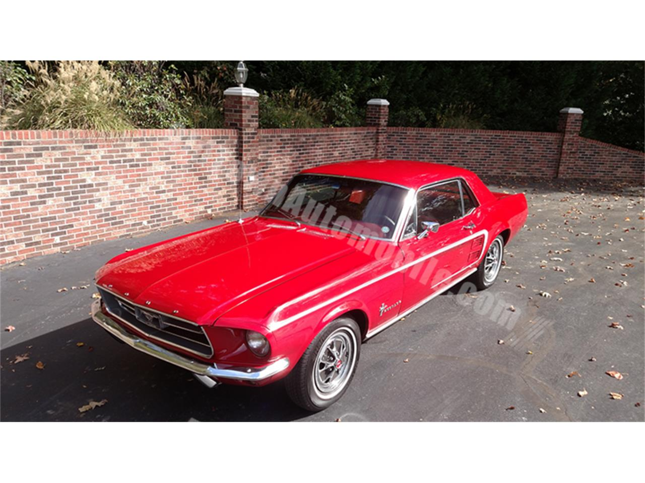Large Picture of Classic 1967 Mustang - $15,900.00 - M763