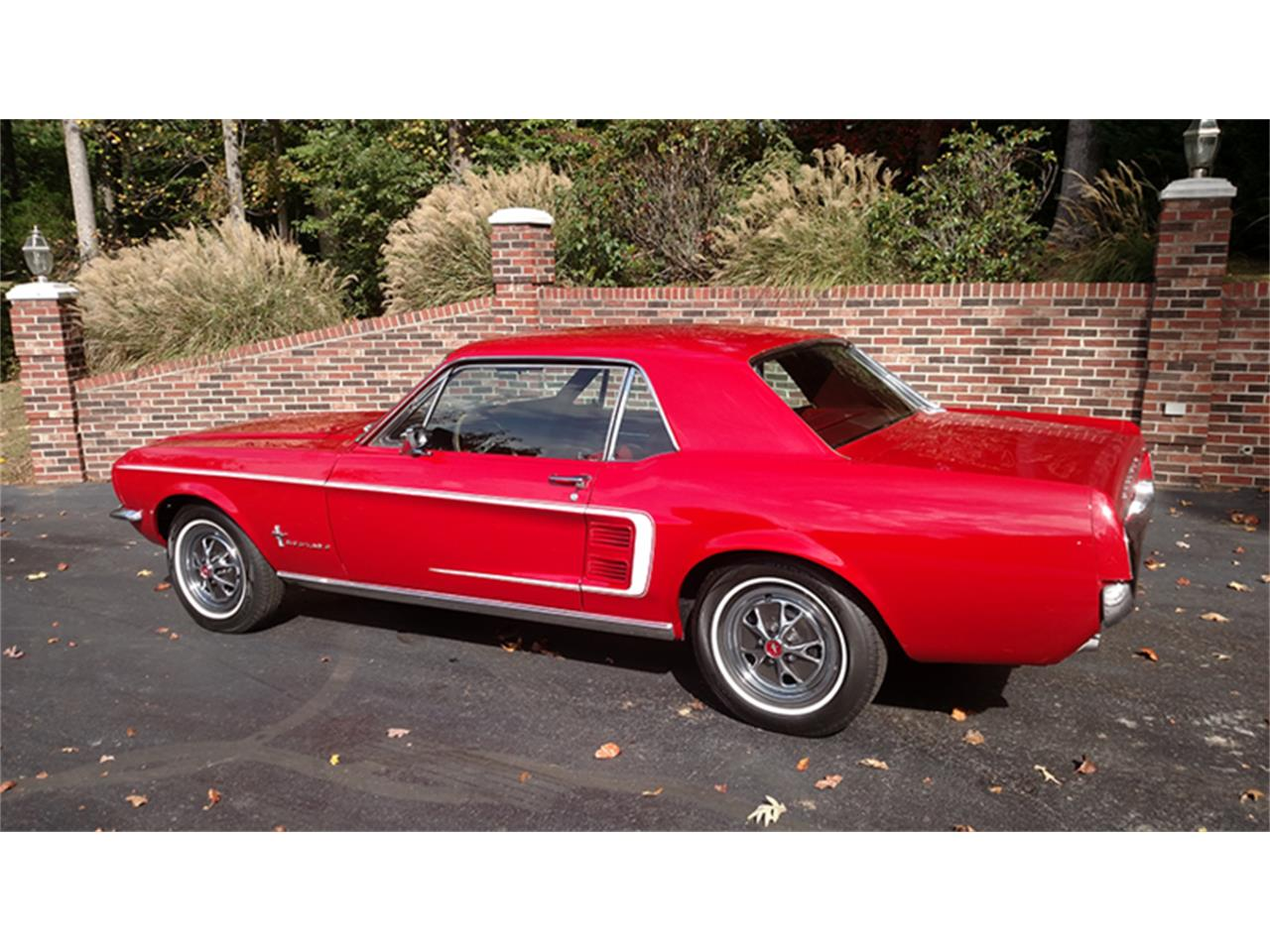 Large Picture of Classic 1967 Ford Mustang - $15,900.00 Offered by Old Town Automobile - M763