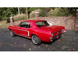 Picture of '67 Ford Mustang located in Maryland - $15,900.00 Offered by Old Town Automobile - M763