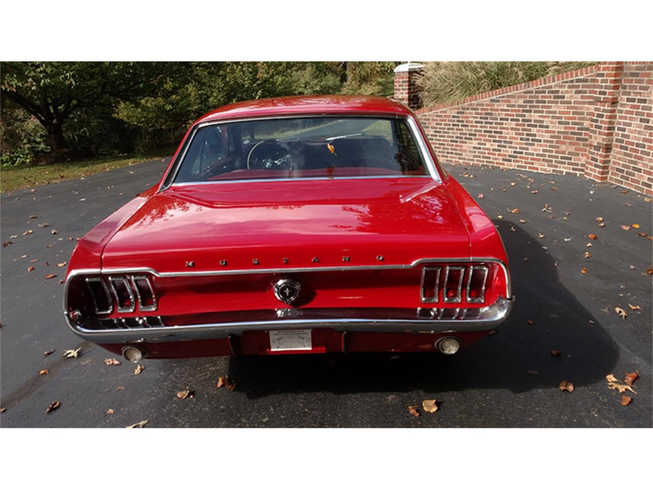 Large Picture of 1967 Ford Mustang located in Huntingtown Maryland - $15,900.00 - M763