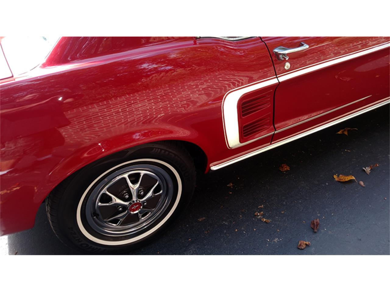 Large Picture of '67 Ford Mustang located in Huntingtown Maryland - M763