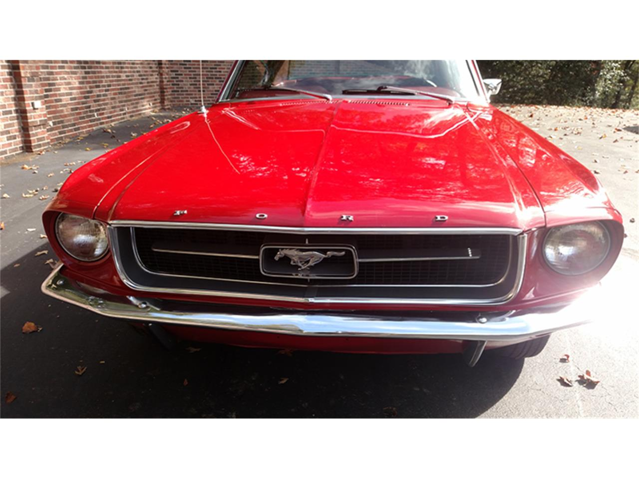 Large Picture of Classic '67 Mustang located in Huntingtown Maryland - M763