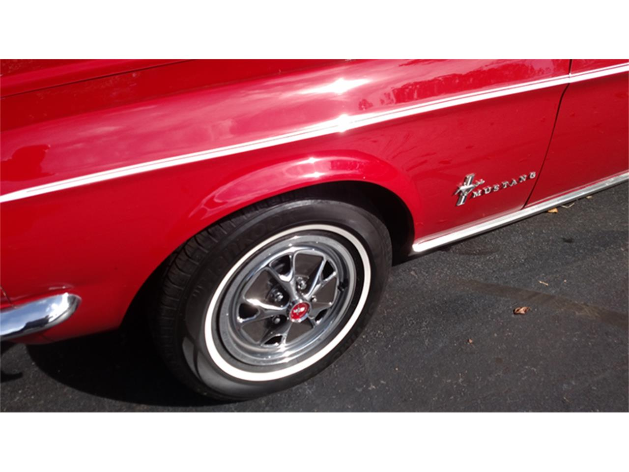 Large Picture of Classic '67 Mustang - $15,900.00 Offered by Old Town Automobile - M763