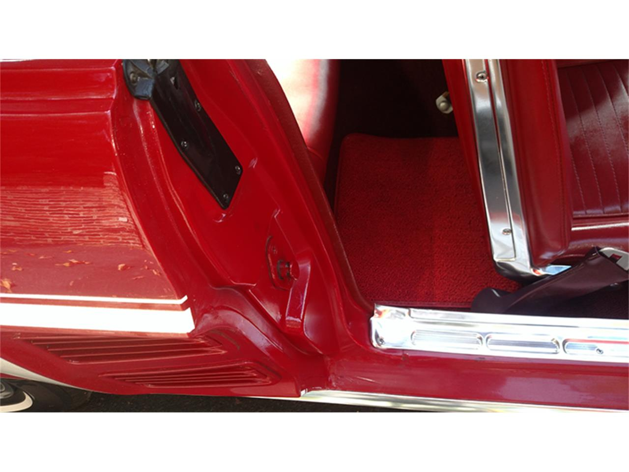 Large Picture of 1967 Ford Mustang - M763