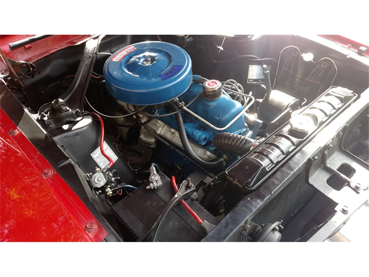 Large Picture of Classic '67 Mustang - M763