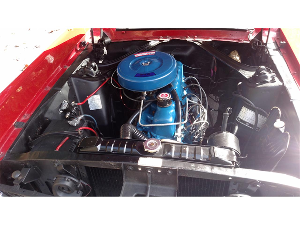 Large Picture of '67 Mustang - M763