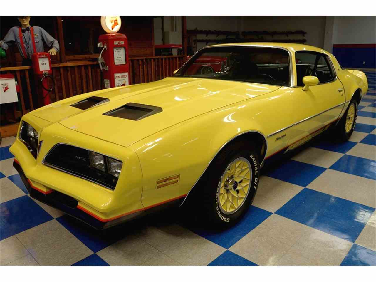 Large Picture of '78 Firebird Formula - M77B
