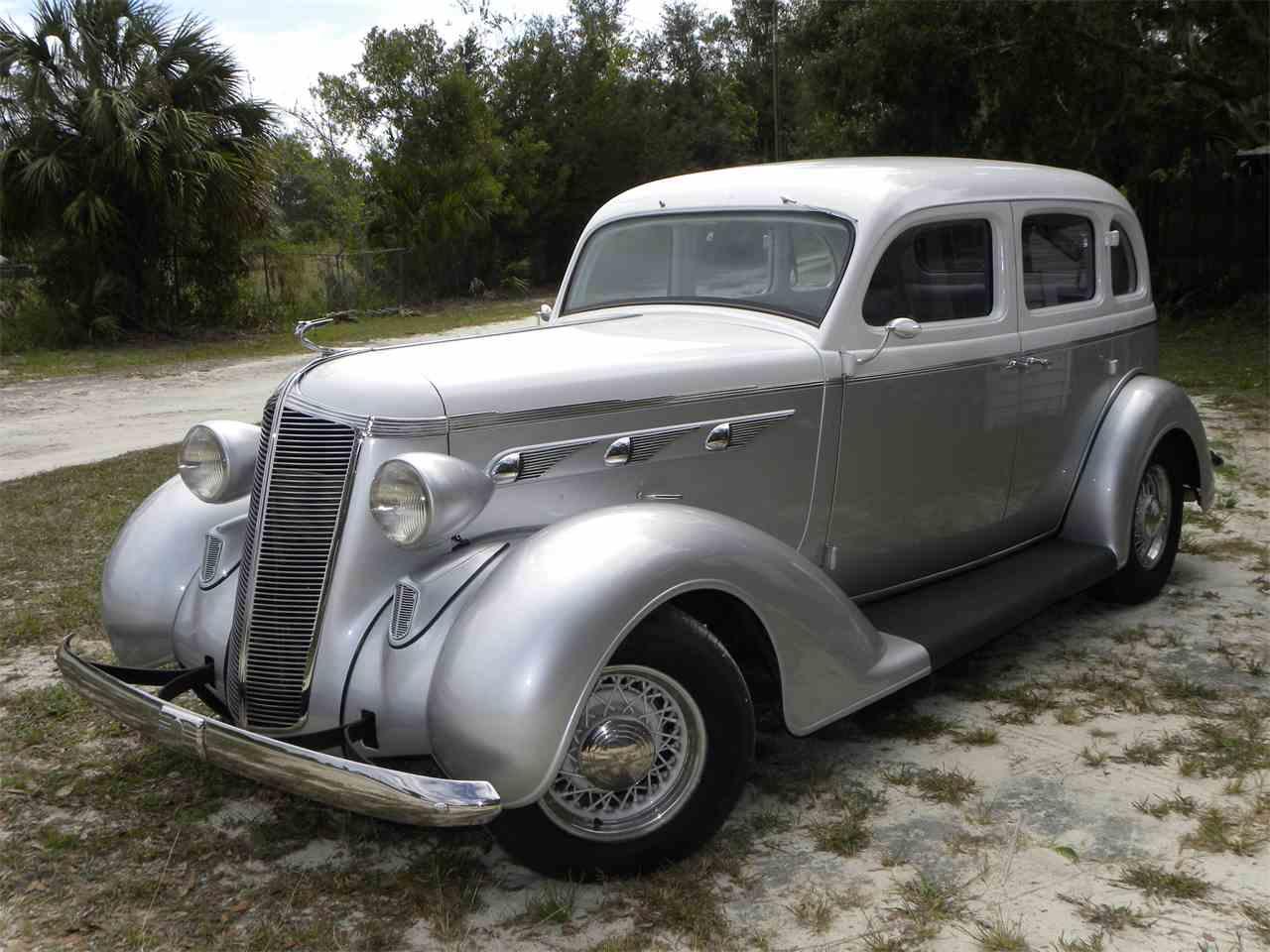 1936 DeSoto Airstream for Sale | ClassicCars.com | CC-1035772