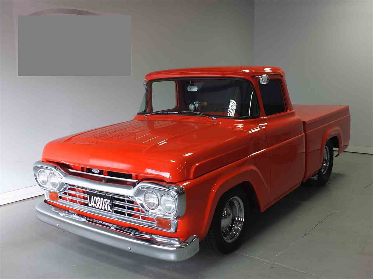 Large Picture of Classic '60 F100 - $22,980.00 Offered by a Private Seller - M780