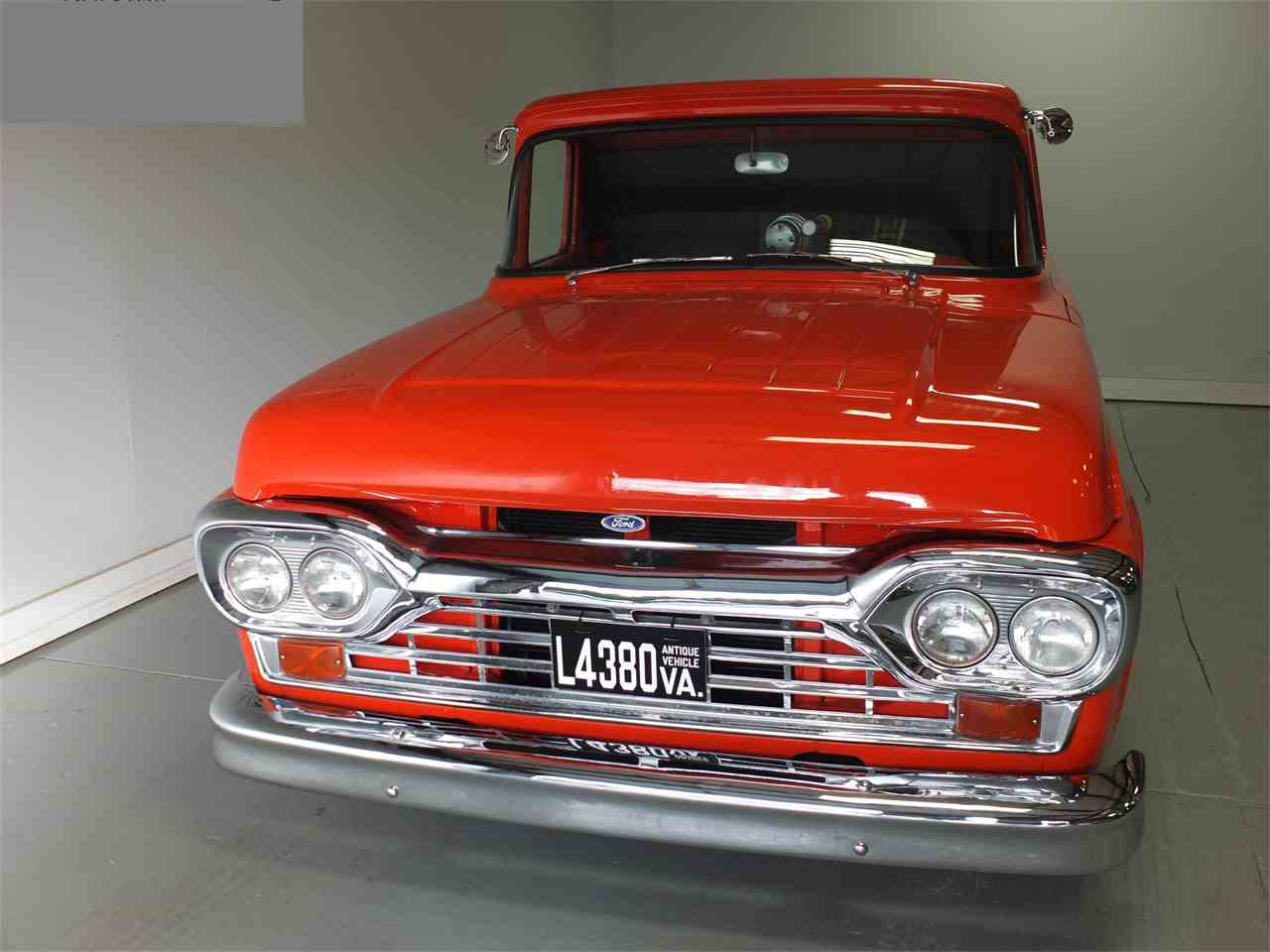 Large Picture of Classic '60 F100 located in Virginia - $22,980.00 - M780