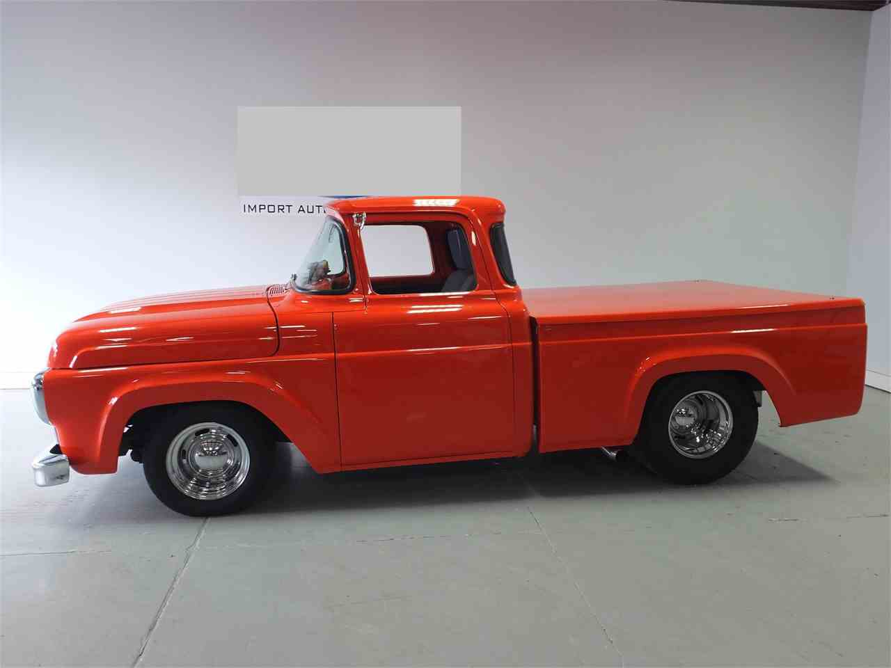 Large Picture of '60 F100 located in Williamsburg Virginia - $22,980.00 Offered by a Private Seller - M780