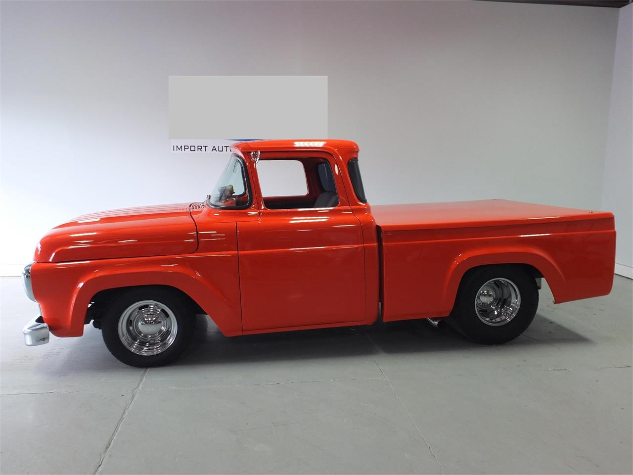 Large Picture of Classic '60 F100 located in Williamsburg Virginia Offered by a Private Seller - M780