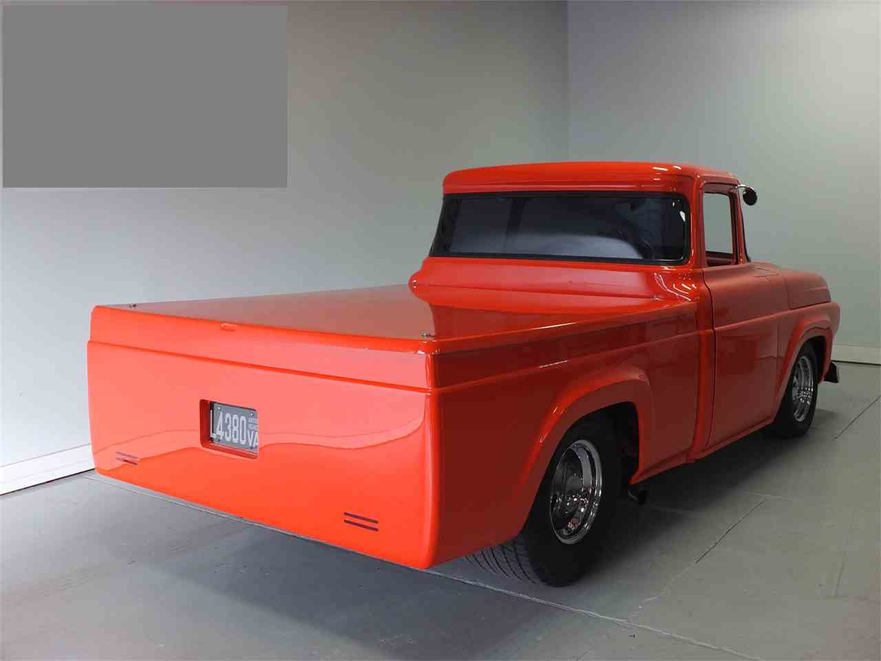 Large Picture of '60 F100 located in Williamsburg Virginia Offered by a Private Seller - M780