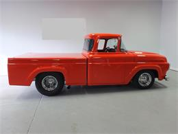 Picture of '60 F100 located in Williamsburg Virginia - $22,980.00 Offered by a Private Seller - M780