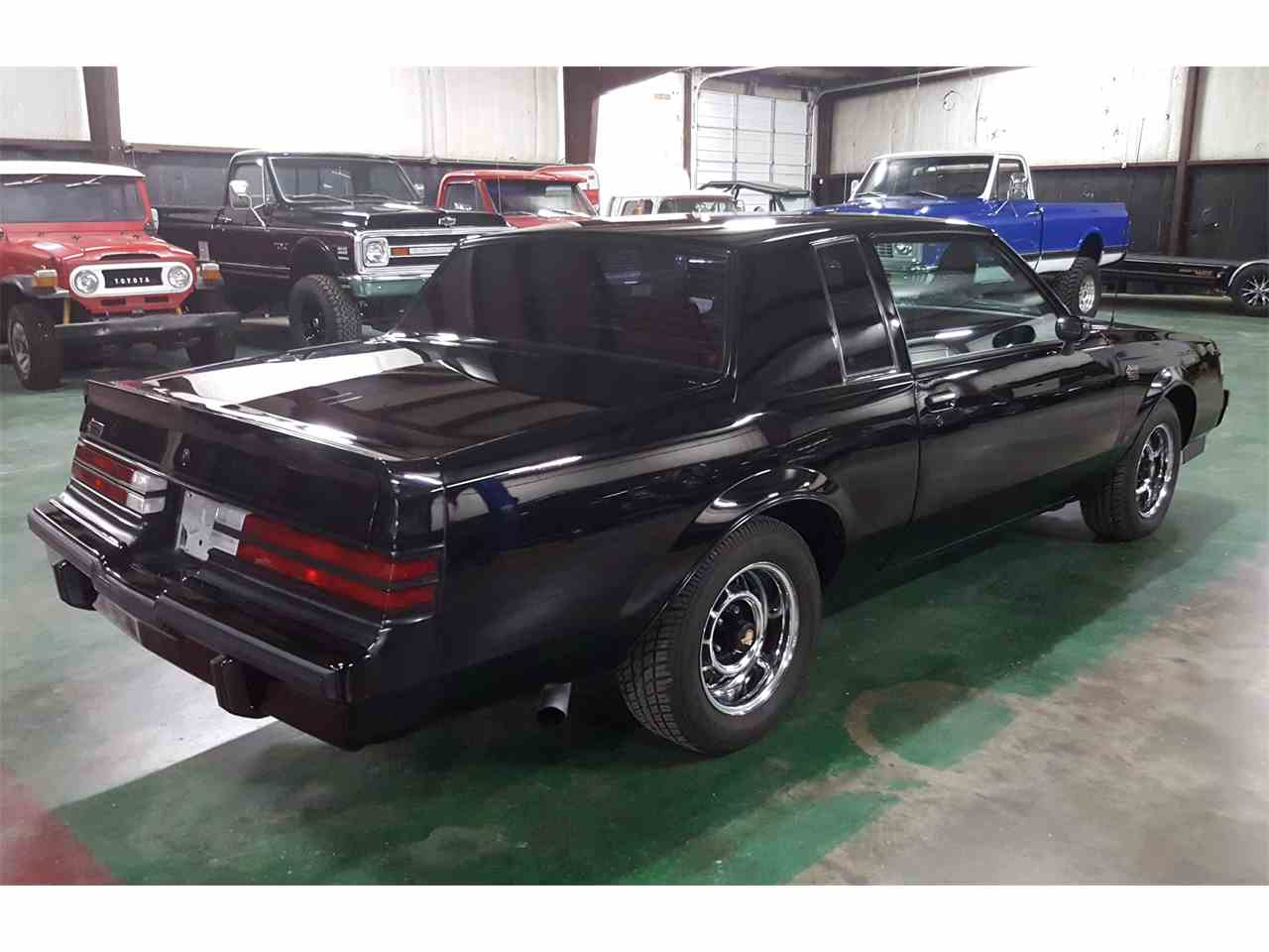 Large Picture of '87 Grand National - M788