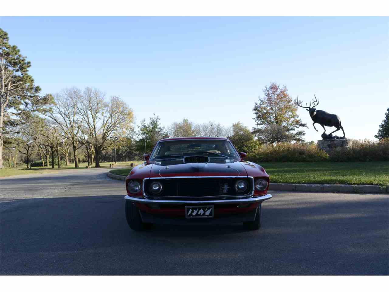 Large Picture of '69 Mustang Mach 1 - M78H
