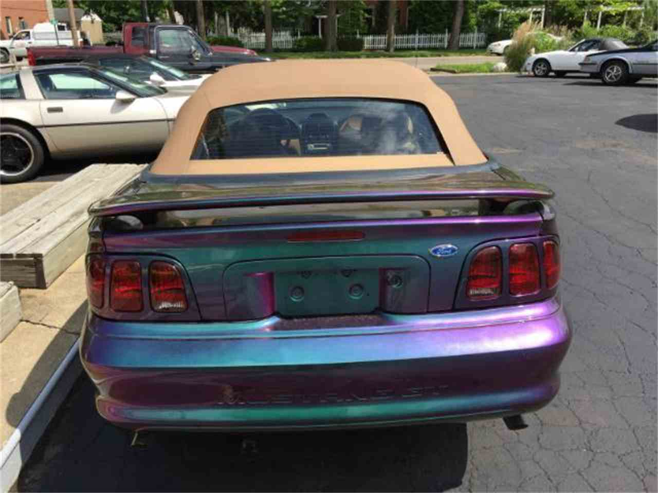 Large Picture of 1996 Ford Mustang located in Mt. Vernon Ohio - $7,999.00 - M78K