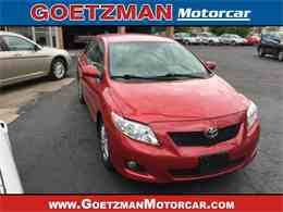Picture of '09 Corolla located in Mt. Vernon Ohio Offered by Goetzman Motorcar LLC - M78N