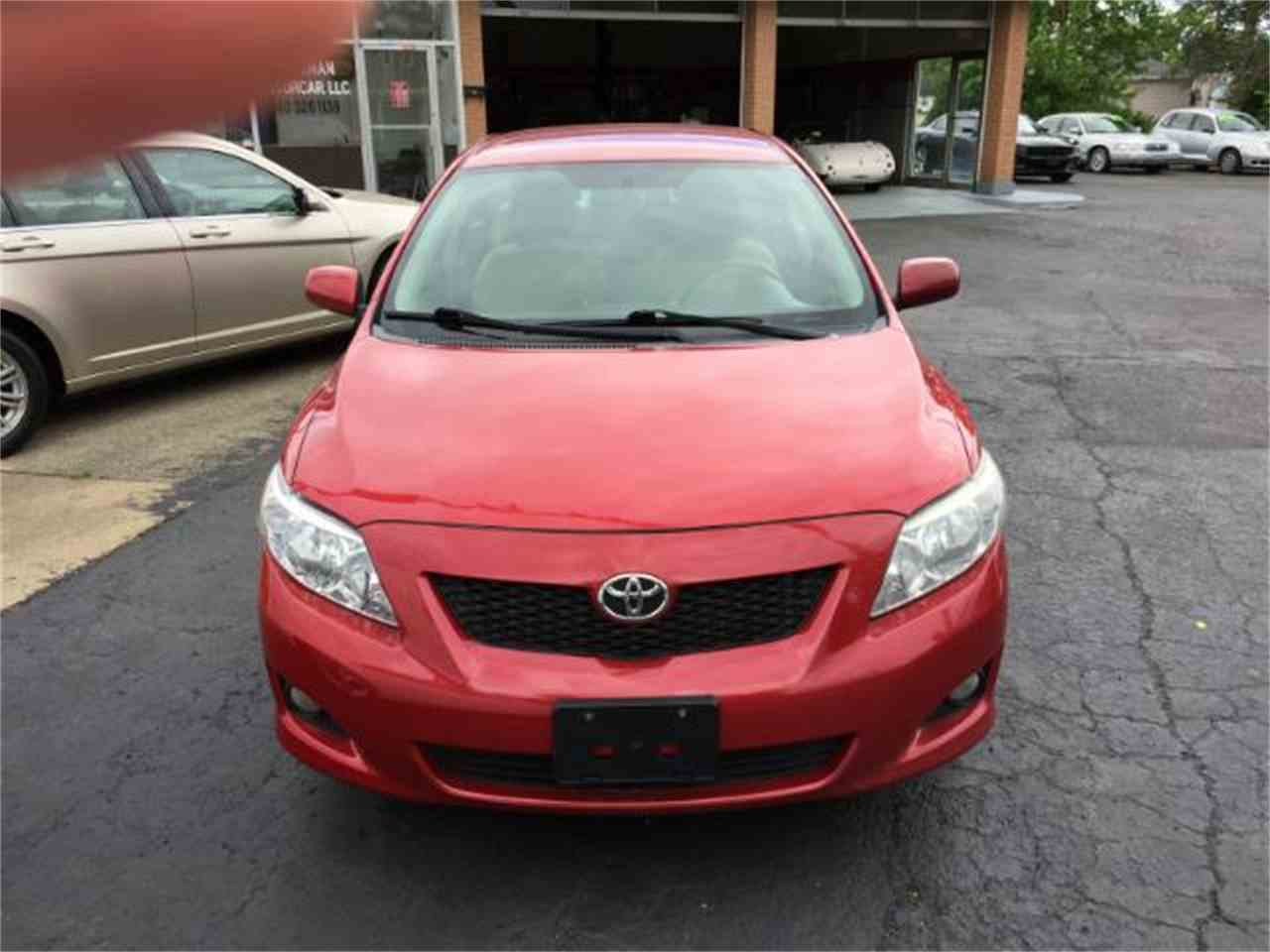Large Picture of '09 Corolla located in Ohio - $5,995.00 - M78N