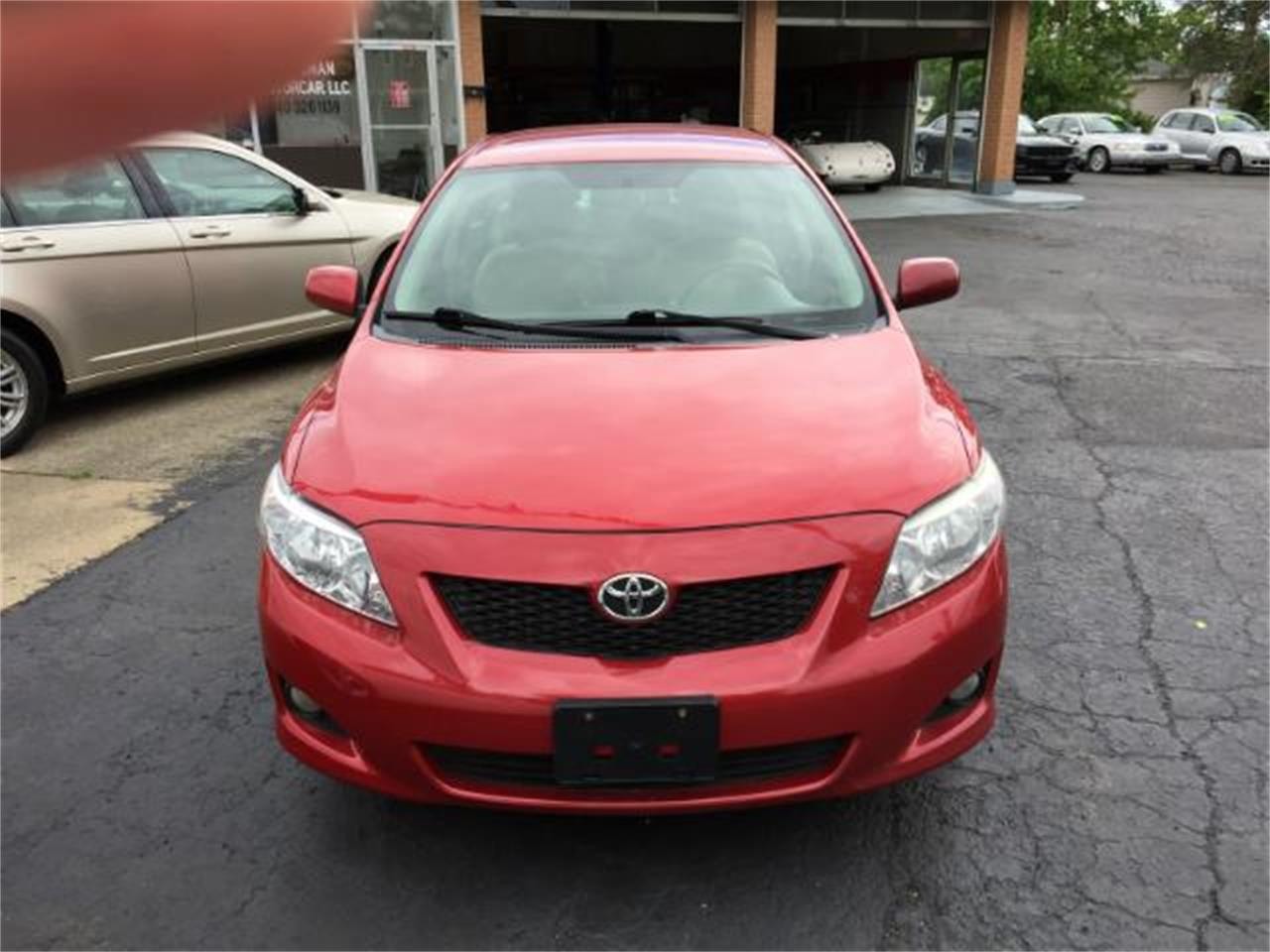 Large Picture of '09 Corolla - M78N