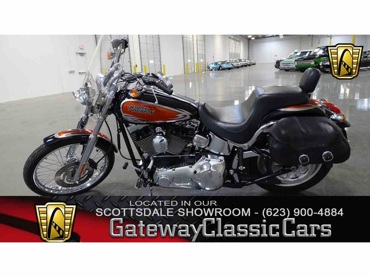 Large Picture of 2001 FXSTDI Offered by Gateway Classic Cars - Scottsdale - M79F