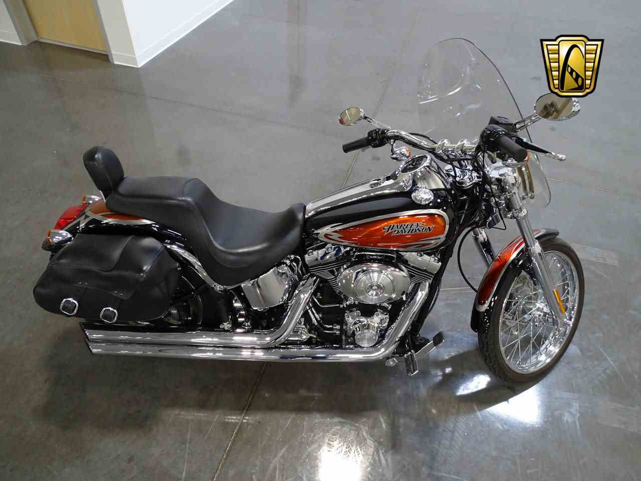 Large Picture of 2001 Harley-Davidson FXSTDI located in Arizona - M79F