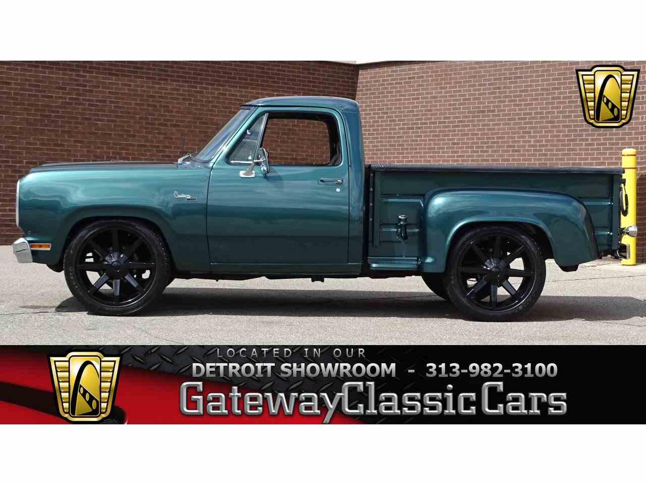 1980 Dodge D150 for Sale | ClicCars.com | CC-1035845