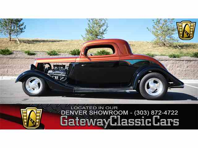 Picture of '34 Coupe - M79J
