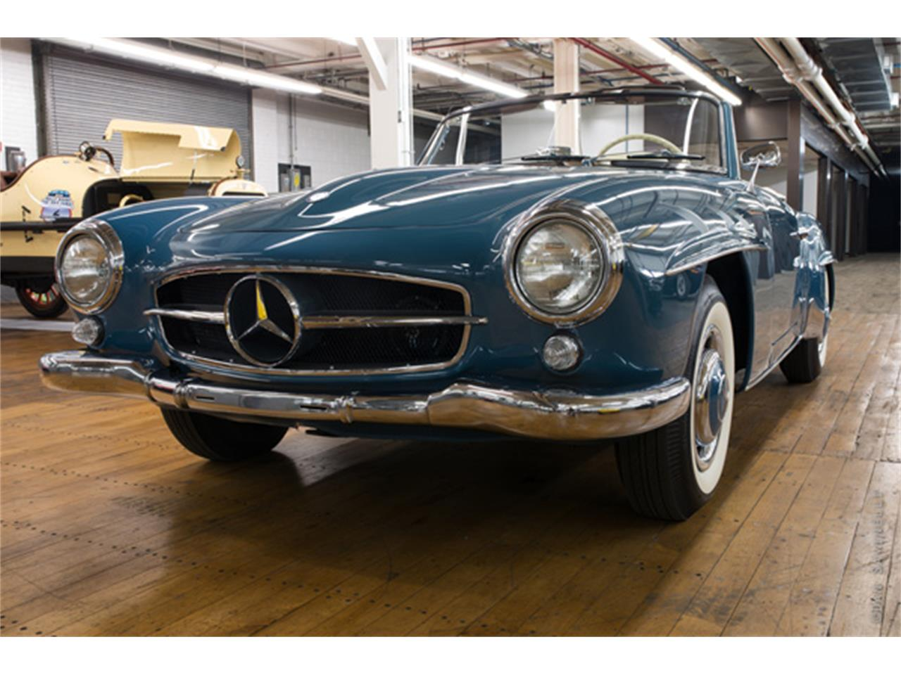 Large Picture of '62 190SL - M7A6