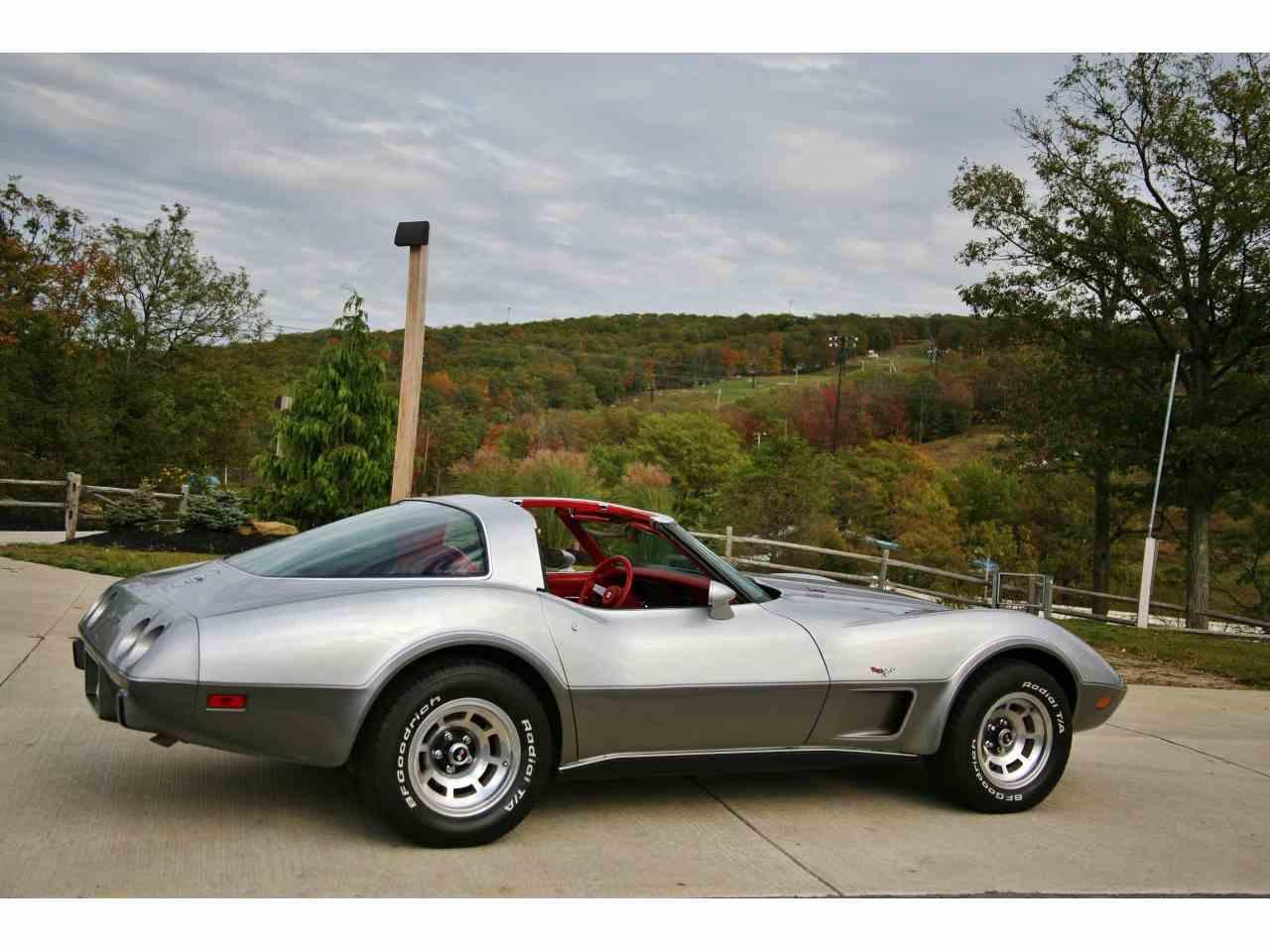 Large Picture of '78 Corvette - M7AB