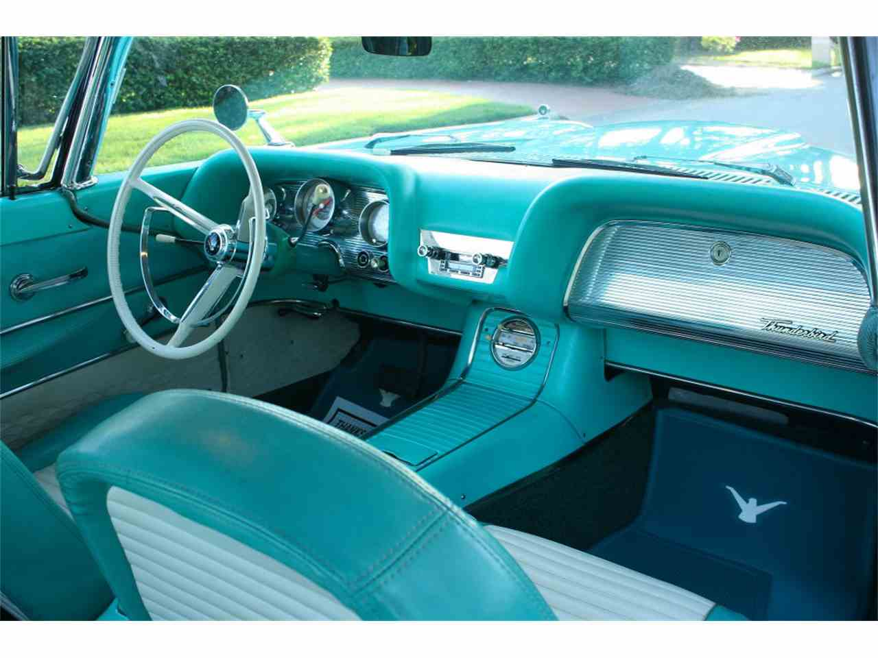 Large Picture of '59 Thunderbird - M7BC