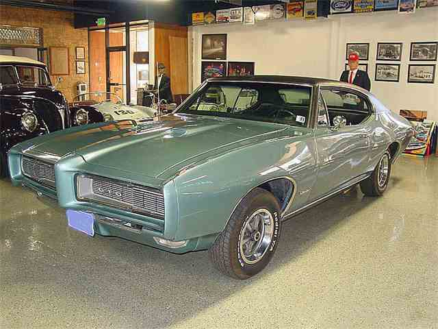 Picture of '68 GTO - M7BD