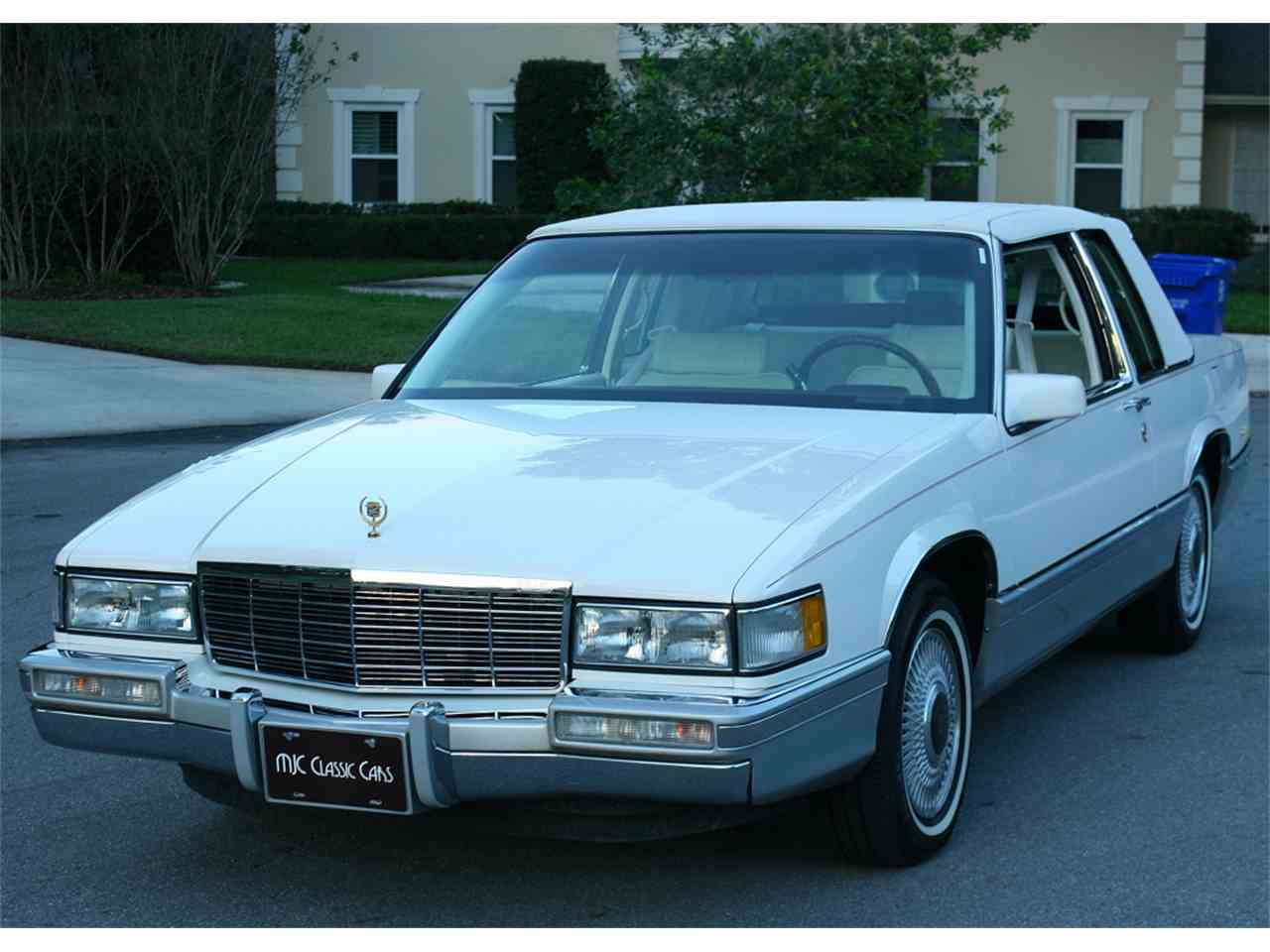 1991 Cadillac Coupe DeVille for Sale | ClicCars.com | CC-1035915