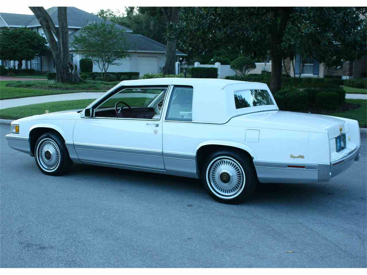Large Picture of '91 Coupe DeVille - M7BF