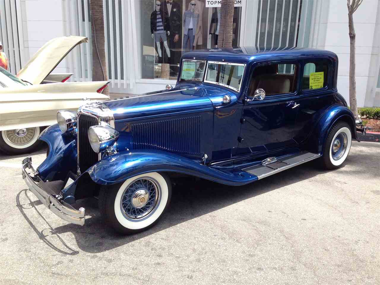 Classic Cars For Sale California Usa: 1932 Chrysler Coupe For Sale
