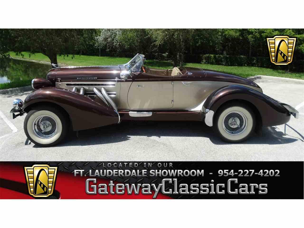 1936 Auburn Speedster for Sale | ClassicCars.com | CC-1035949