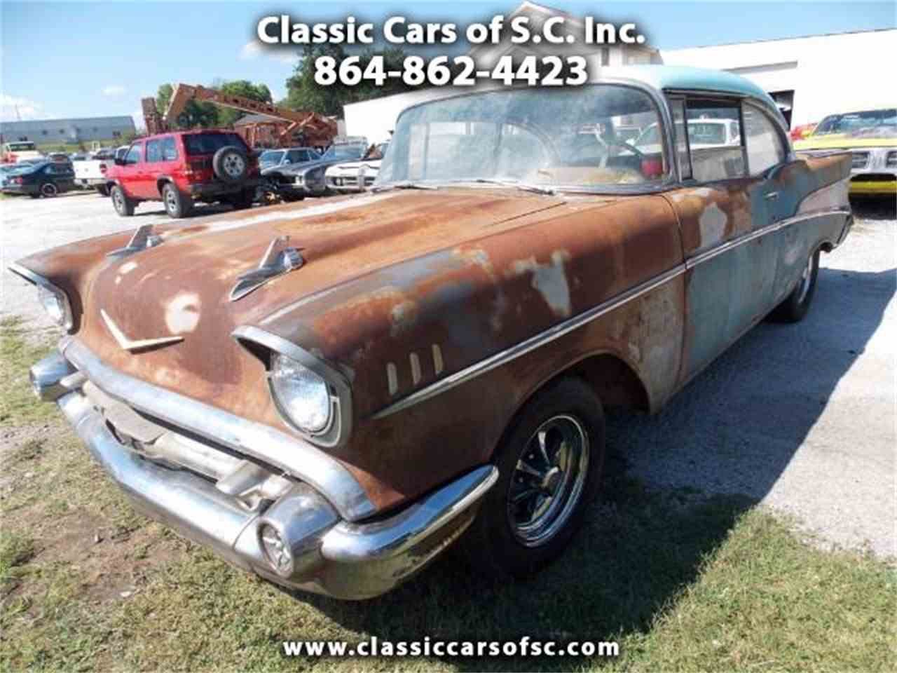 1957 Chevrolet Bel Air for Sale   ClassicCars.com   CC-1035950