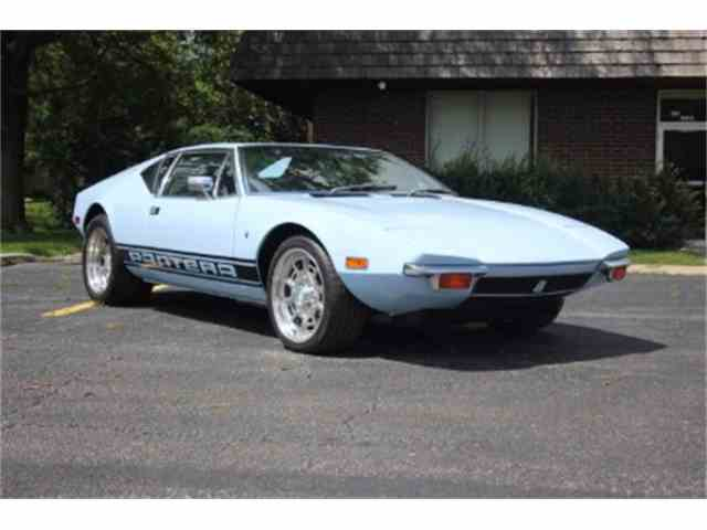 Picture of '71 Pantera - M7CS