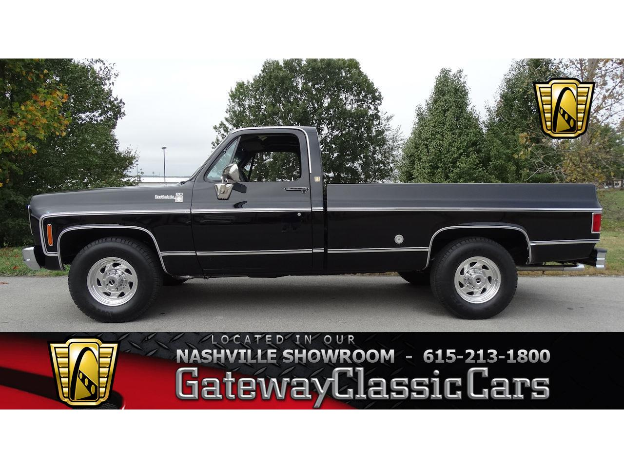 Large Picture of 1978 Chevrolet C/K 20 located in La Vergne Tennessee - $24,995.00 - M7D8