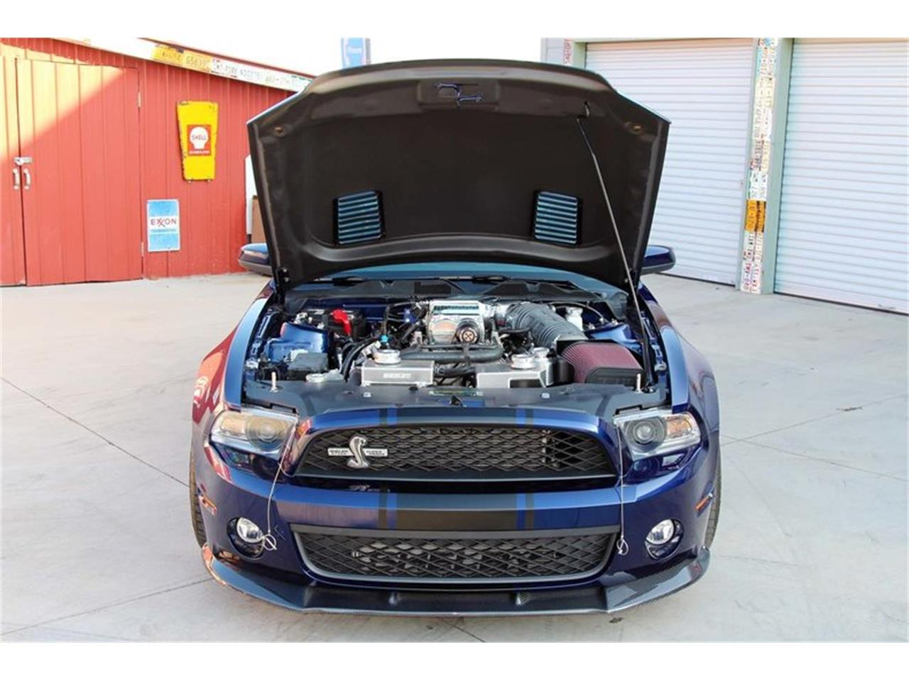Large Picture of '10 Mustang Shelby GT500 - M7DC