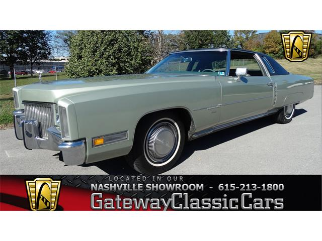 Picture of Classic 1971 Eldorado located in La Vergne Tennessee - $19,995.00 Offered by  - M7DE