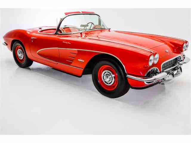 Picture of '61 Corvette - M37S