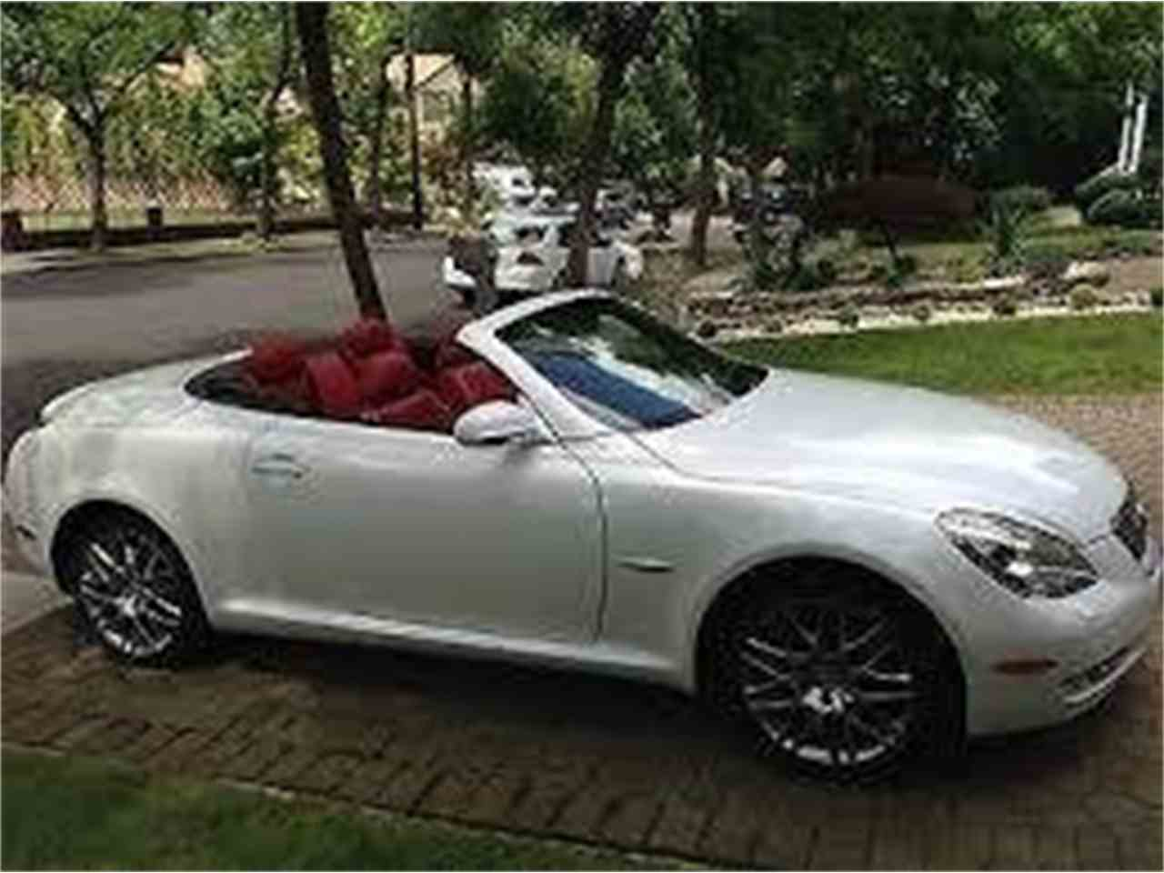 2007 lexus sc430 pebble beach edition convertible for sale. Black Bedroom Furniture Sets. Home Design Ideas