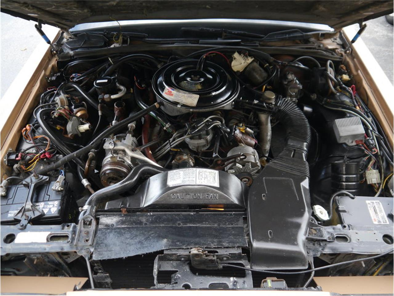 Large Picture of '83 Continental Mark VI - $7,900.00 - M7E3