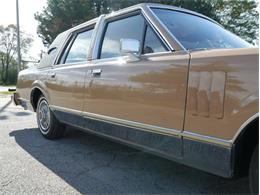 Picture of 1983 Continental Mark VI located in Alsip Illinois Offered by Midwest Car Exchange - M7E3