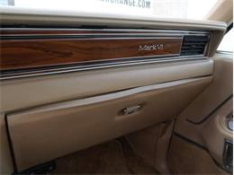 Picture of '83 Continental Mark VI located in Alsip Illinois Offered by Midwest Car Exchange - M7E3