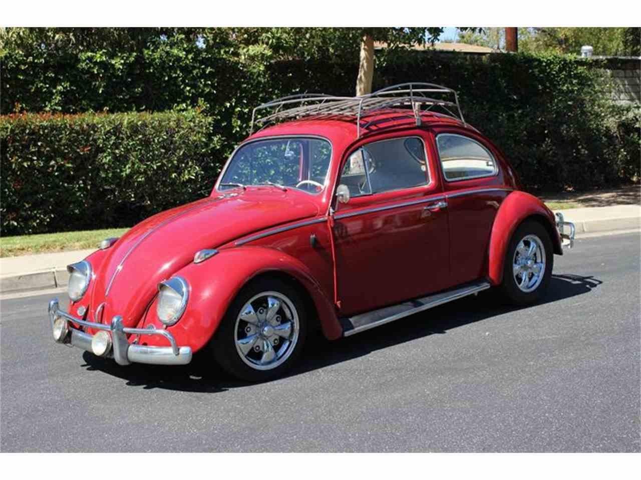 1964 volkswagen beetle for sale cc 1036034. Black Bedroom Furniture Sets. Home Design Ideas
