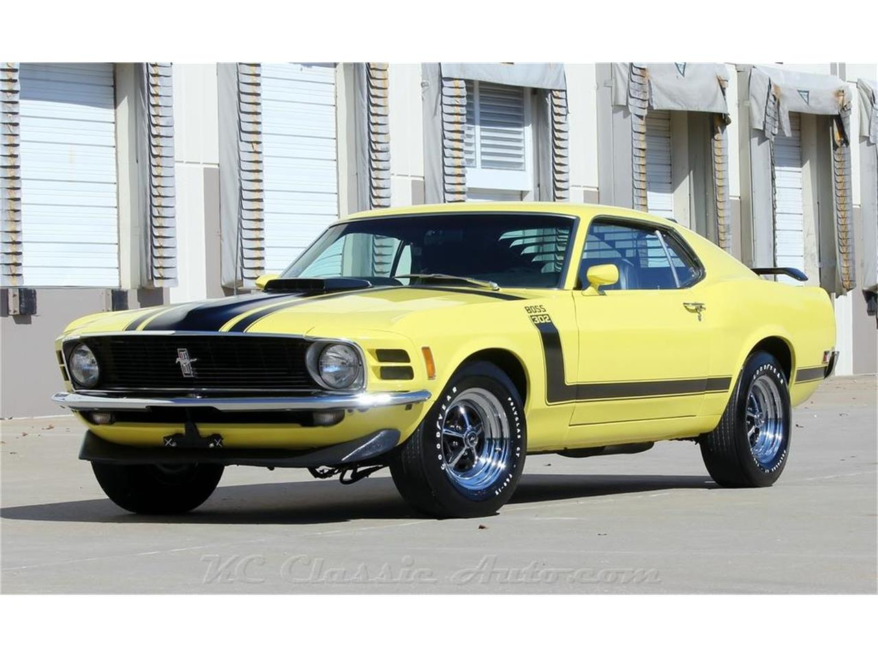 Large Picture of '70 Ford Mustang Boss 302 located in Kansas - M7FD